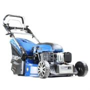 Hyundai HYM530SPER Self Propelled 52.5cm Electric Start 173cc Petrol Roller Lawn Mower